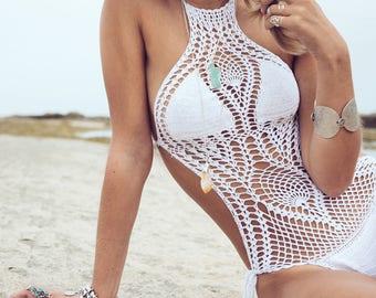 Baciami Baby, CROCHET dress, Handwoven Bikini, uncinetto, gold swimsuit, Gold trends, Bikini, Brazilian Bikini, handmade, Swimsuit, Sarong