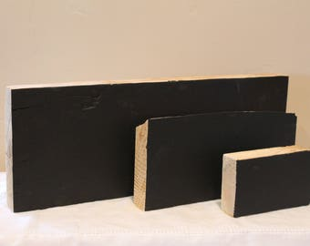 Blank Display Chalkboards, Wedding Decor