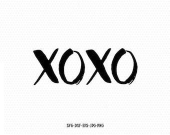 XOXO Svg, Hugs and Kisses Svg, Valentine's Day Svg,Valentines Svg,Toddler Svg,CriCut Files frame svg jpg png dxf Silhouette cameo
