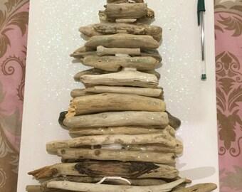 Driftwood Xmas tree