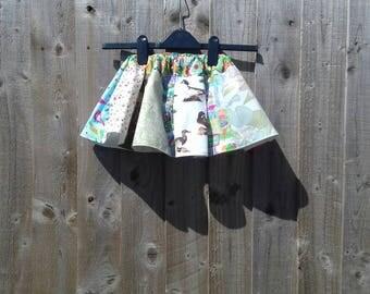 Age 1-2 panel skirt