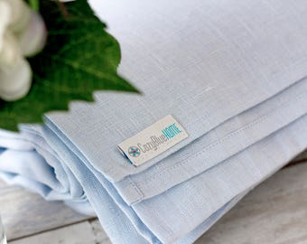 Bedsheets - linen bedding - queen bed sheets - king bed sheets - linen sheets - bedsheet