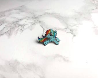 My Little Pony Rainbow Dash enamel pin