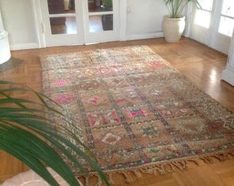 Berber Rug   Moroccan Zemmour Rug