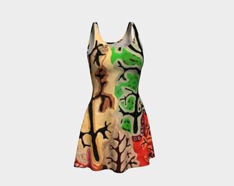 Beautiful Flare Dress