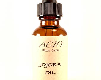 Organic Jojoba Oil - 1.0 oz