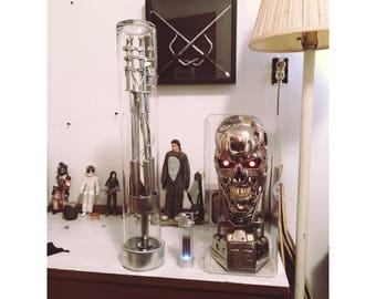 Terminator T-800 endo skull & arm