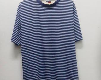 Vintage TOMMY HILFIGER The Stripe t Shirt
