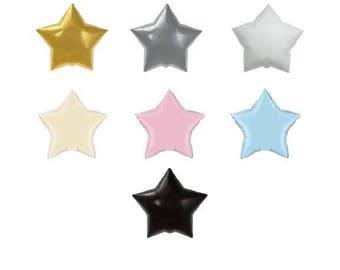 """CLEARANCE SALE Star Foil Balloon Mylar - 20"""""""