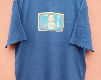 Vintage Mambo Australia Pop Art T Shirt Rare