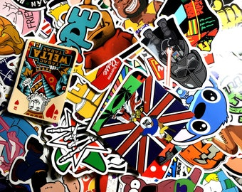 New Sticker Bomb Pack | Random Stickers | Sticker Bomb |