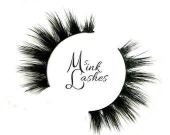 Lulu Mink Lashes - Mink False Eyelashes
