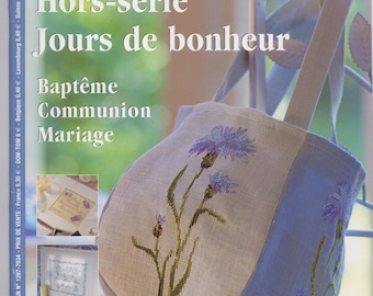 Cross stitch magazine needle N 5 special issue - Véronique Enginger