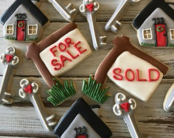 FOR SHIPMENT** Real Estate Cookies