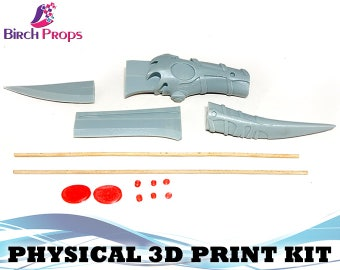 Catspaw Blade Game of Thrones Arya Stark - 3D Printed Kit