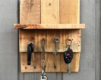 Key Rack, Key Hanger, Key holder, Key Rack with Shelf, Key Holder with Shelf, Key Hanger with Shelf