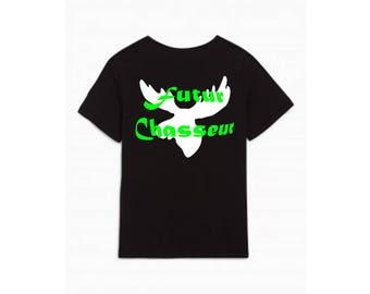 Shirt - future Hunter