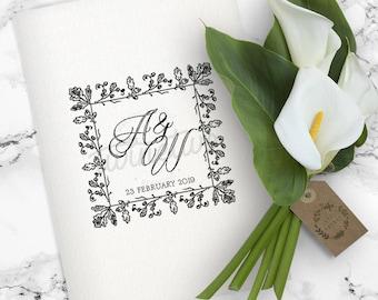 Wedding Logo Design • Wedding Monogram Design | Personalized | Ready Made | Custom | Elegant | Luxury