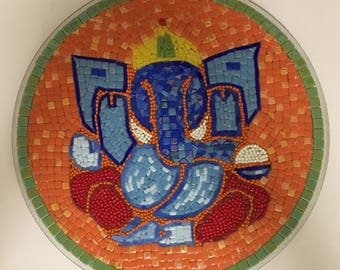 Ganesh plaque