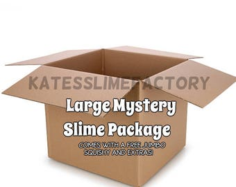 Large Mystery Slime Package