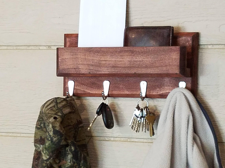 wall mounted floating shelf mail storage key rack and hat rack storage hanger wallet phone entrance gallery photo gallery photo gallery