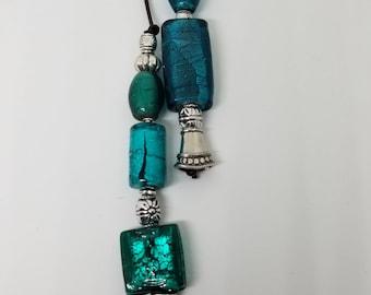 Lariat Boho necklace