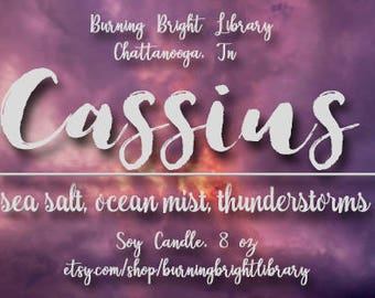 Cassius - Roar by Cora Carmack Inspired