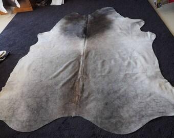 solid grey cowhide rug gray black white cowhide rug large cow skin area rug