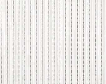 Ralph Lauren Heyward Mourning Stripe Fabric
