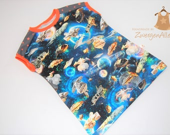 T-Shirt children space