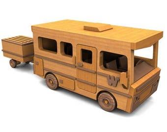 Classic RV Camper toy