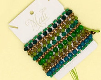 Green Bracelete