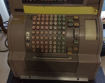 NCR , the National Cash Register Class 52 cash register