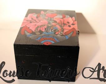 Anchor Tattoo Box