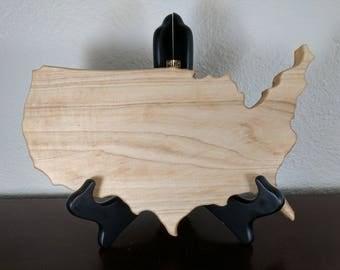 United States Cheese/Cutting Cutting Board