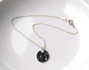 "Bracelet ~ ""star sign"" ~ 925 silver"