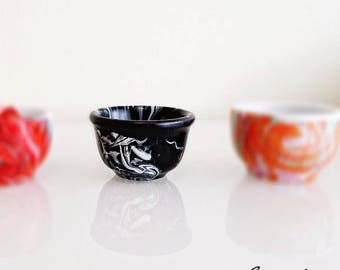 Monochrome Mini Bowls