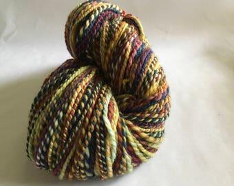 Handspun BFL Wool Yarn