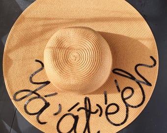 Yá'át'ééh - Sun Hat