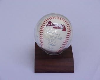 1992 Atlanta Braves BP Promotion Baseball