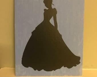 Cinderella Vinyl Wall Art
