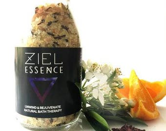 Unwind & Rejuvenate Bath Therapy Soak