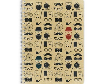 Note Pad A5 - HIPSTER