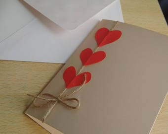 Heart Card For Any Occasion