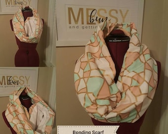 Stained Glass Bonding Scarf