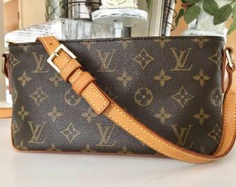 Authentic Louis Vuitton Trotteur