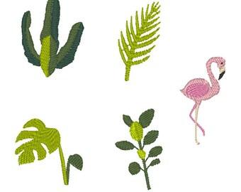 summer green &pinkflamengo