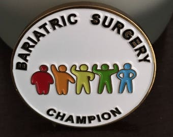 Bariatric Surgery Challenge Coin / Anchor