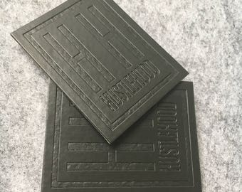 500  PU leather labels, Faux leather label, Leather labels Custom, PU leather patches, Leather tags, Faux leather labels, Faux leather patch