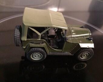 GAZ-676 - 1:43rd scale model car by DeAgostini